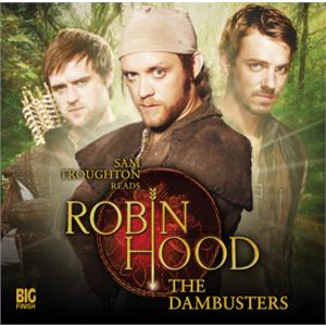 Hörbuch Cover: 1.04 Robin Hood - The Dambusters
