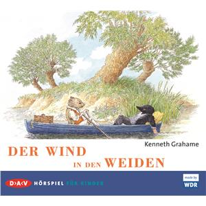 Hörspiel Cover: Der Wind in den Weiden