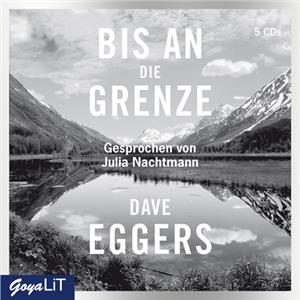 Hörbuch Cover: Bis an die Grenze