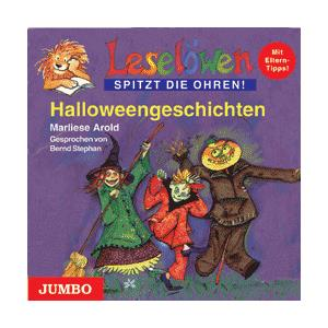 Hörbuch Cover: Halloweengeschichten