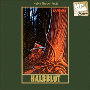 Hörbuch Cover: Halbblut