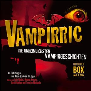 Hörbuch Cover: Vampirric - Collectors Box