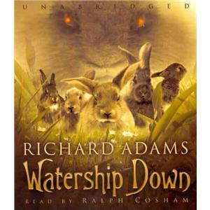 Hörbuch Cover: Watership Down