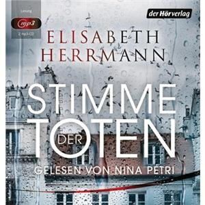 Hörbuch Cover: Stimme der Toten