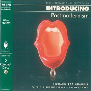 Hörbuch Cover: Introducing Postmodernism (Download)