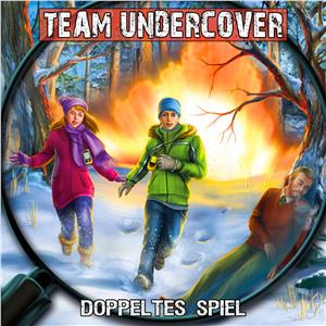 Hörbuch Cover: Team Undercover, Folge 7: Doppeltes Spiel (Download)