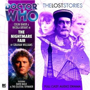 Hörbuch Cover: Doctor Who - The Lost Stories, Series 1, 1: The Nightmare Fair (Unabridged) (Download)