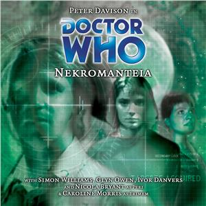 Hörbuch Cover: Doctor Who, Main Range, 41: Nekromanteia (Unabridged) (Download)