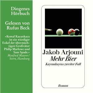 Hörbuch Cover: Mehr Bier (Download)