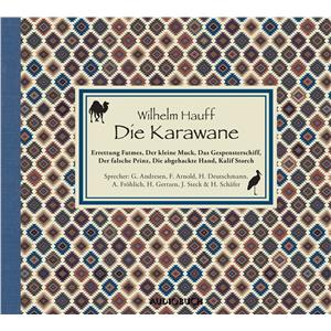 Hörbuch Cover: Die Karawane (Download)