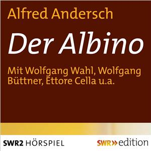 Hörbuch Cover: Der Albino (Download)