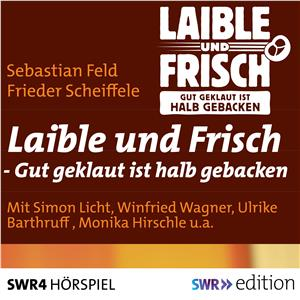 Hörbuch Cover: Laible und Frisch (Download)
