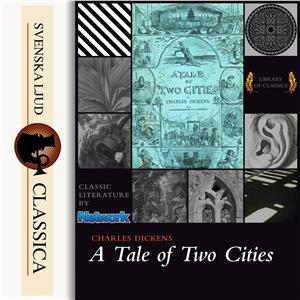 Hörbuch Cover: A Tale of Two Cities (Ungekürzt) (Download)