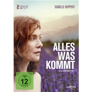 Cover: Alles was kommt