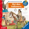 Hörbuch Cover: Bei den Indianern