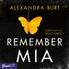 Hörbuch Cover: Remember Mia