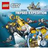 Hörbuch Cover: LEGO City - Tiefsee-Expedition