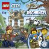 Hörbuch Cover: LEGO City - Dschungel