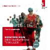 Hörbuch Cover: Boston Run – Der Marathon-Thriller