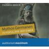 Hörbuch Cover: Mythos Germanen