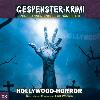 Hörbuch Cover: Hollywood-Horror