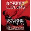Hörbuch Cover: Robert Ludlum's the Bourne Deception