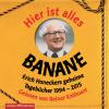 Hörbuch Cover: Hier ist alles Banane