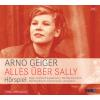 Hörbuch Cover: Alles über Sally