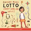 Hörbuch Cover: Lotto macht, was sie will