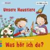 Hörbuch Cover: Unsere Haustiere