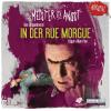 Hörbuch Cover: Der Doppelmord in der Rue Morgue
