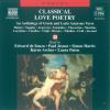 Hörbuch Cover: Classical Love Poetry (Download)