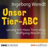 Hörbuch Cover: Unser Tier-ABC (Download)