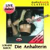 Hörbuch Cover: Die Anhalterin (Download)
