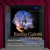 Hörbuch Cover: Gotthold Ephraim Lessing: Emilia Galotti (Download)