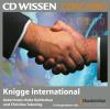 Hörbuch Cover: Knigge international (Download)