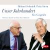 Hörbuch Cover: Unser Jahrhundert (Download)
