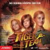Hörbuch Cover: Tiger-Team: Der Berg der 1000 Drachen (Download)