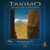 Hörbuch Cover: Takimo - 04 - Genesis II (Download)
