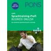 Hörbuch Cover: PONS mobil Sprachtraining Profi: Business English (Download)
