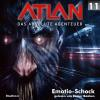 Hörbuch Cover: Atlan - Das absolute Abenteuer 11: Emotio-Schock (Download)
