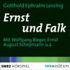 Hörbuch Cover: Ernst und Falk (Download)