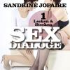 Hörbuch Cover: Sex Dialoge 1 - Lecken & Stecken (Download)