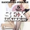 Hörbuch Cover: Sex Dialoge 5 - Sex Im Büro (Download)