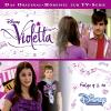 Hörbuch Cover: Violetta - Folge 9 + 10 (Download)