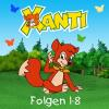 Hörbuch Cover: Xanti - Collectors Edition Folgen 1 - 8 (Download)