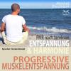 Hörbuch Cover: Progressive Muskelentspannung nach Jacobson – PMR (Download)