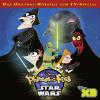 Hörbuch Cover: Disney - Phineas und Ferb - Star Wars - TV-Special (Download)