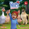 Hörbuch Cover: Nils Holgersson - 04: Fuchs in der Falle (CGI) (Download)