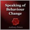 Hörbuch Cover: Speaking of Behaviour Change (Download)